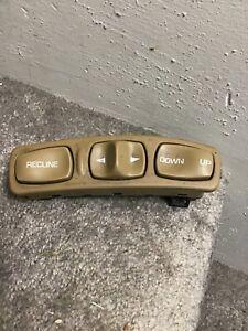 00-02 Saturn Ls Power Seat Switch Ls300 Tan