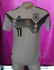 ORIGINAL/ADIDAS/TRIKOT/MARCO REUS/WM 2018/DEUTSCHLAND/AUTHENTIC/HOME/WEIß