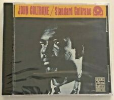 JOHN COLTRANE ~ Standard Coltrane ~ CD ~ Rare CRC Version (OJCD-246) ~ SEALED!!