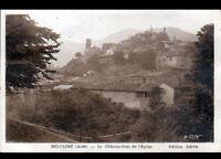 BELCAIRE (11) VILLAS & CHATEAU-FORT en 1949