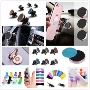Universal Phone Holder Expanding Stand Hand Grip Mount For iphone Samsung Ca