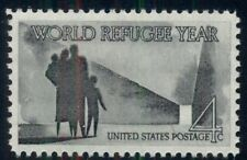 #1149, 4¢ World Refugees, Lot 400 Mint Stamps Spice Your Mailings