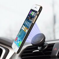 Magnetic Car Phone Mount Air Vent Stand Cell Phone Holder for iPhone 7 Plus 8 6s