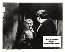 Whatever Happened to Baby Jane original lobby card Bette Davis Victor Buono