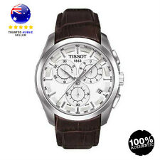 100% Authentic TISSOT COUTURIER CHRONOGRAPH WATCH T035.617.16.031.00