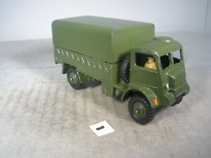 Dinky Toys Military ARMY WAGON TRUCK #623 OUTSTANDING CONDITION