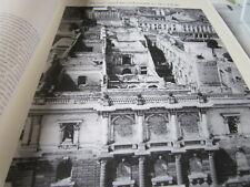 Leipzig Archiv Messestadt DDR 5013 Ruine des Bildermuseums 50er JAhre Foto