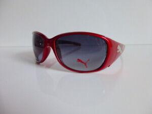 Originale Sonnenbrille PUMA Kunststoff PU 15013 RE