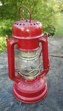 Alte, rare Ditmar Nr. 805 Petroleumlampe / Sturmlaterne, Farbe rot, Austria