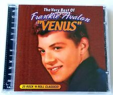 The Very Best of Frankie Avalon Venus 25 Classics CD Collectables COL-CD-6297 EX