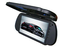 "7"" Mirror Monitor with flip-open mirror cover"