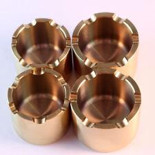 YZF-R1 Titanium 4 x front caliper pistons Ti Nitrided.  YZF-R6