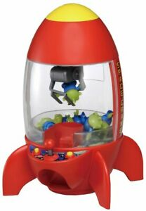 Disney ToyStory TAKARA Space Crane Little Green Alien Electric Claw Machine used