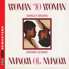 Shirley Brown - Woman to Woman