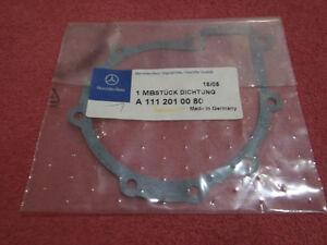 Mercedes E230 Water Pump Gasket 1112010080