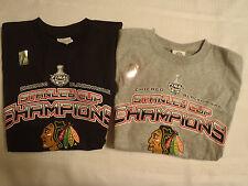 Delta Pro Weight Kids M or L NHL Chicago Blackhawks Short Sleeve Shirt NWT