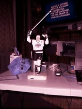 Wayne Gretzky Salvino statue limited edition Autographed with certificate
