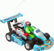 RC rennkart Mini Racer Auto Kart Turbo LED CONTROL REMOTO fernbedienbarer GoKart