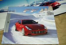 FERRARI FF brochure Prospekt catalogue 95993343 - GTC4Lusso