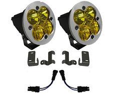 Baja Designs LED Fog Light Kit Toyota Tacoma Squadron R Sport Combo Beam 12 - 16