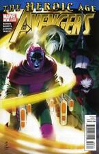 THE AVENGERS #3 COMIC HEROIC AGE APOCALYPSE SPIDER-MAN