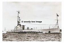 rp17828 - Royal Navy Submarine - HMS Oberon N21 - photo 6x4
