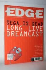 EDGE MAGAZINE N° 61  LUGLIO 1998 RIVISTA USATA OTTIMO EDIZIONE INGLESE UK 60227