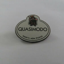 Disney WDW Cast Member Nametag Quasimodo Error Pin