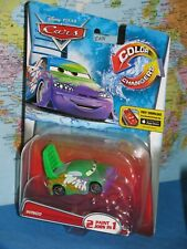 DISNEY PIXAR CARS WINGO COLOR CHANGERS 2 PAINT JOBS IN 1 **BRAND NEW & VHTF**