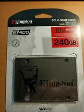 KIngston 240GB internal SSD Solid state hard drive A400 new