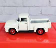 New Ray Die Cast 1956 Ford F-100 Classic Pickup Truck White 1:32 1999 Vintage