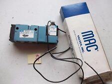 NEW IN BOX MAC CONTROL VALVE SOLENOID 811C-PM-114BA-172 (151)