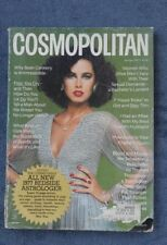 Cosmopolitan MAGAZINE January 1977 Dale Hadden  cover by Francisco Scavullo
