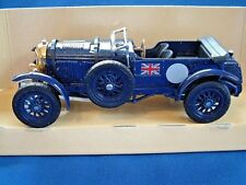 MATCHBOX MODELS OF YESTERYEAR Y2  -1930 SUPER CHARGED BENTLEY - RARE CHINA BASE