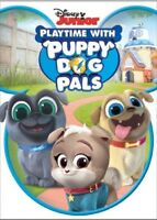 Puppy Dog Pals Playtime with Puppy Dog Pals New DVD