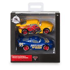 Disney Pixar Cars 3 Twin Pack Rust-Eze Cruz Ramirez & Fabulous Lightning McQueen