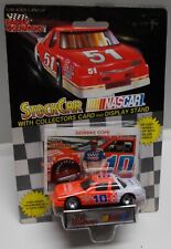 1991 Racing Champions - Derrike Cope #10 Purolator Chevy, Earnhardt Card Back