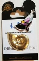 Disney Pins The Little Mermaid Ursula Shoe #97740 & Ariel Mermaid Shell #125313