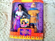 Esmeralda Phoebus True Hearts GiftSet Disney Doll Hunchback of Notre almost MINT