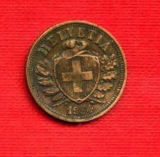 1934 - LOTTO/M21170 - SVIZZERA - 2 RAPPEN