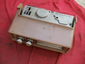 1970 71 72 BUICK FACTORY 8 TRACK PLAYER LESABRE WILDCAT ELECTRA 225 RIVIERA