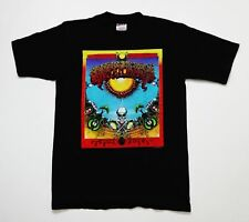 Grateful Dead Shirt T Shirt Vintage 1990 Aoxomoxoa Rick Griffin Poster Art L New