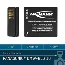 1700mah BATERIA para Panasonic Lumix dmc-lc5b dmc-lc5k dmc-lc5s