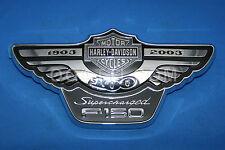 F150 HARLEY DAVIDSON EMBLEM BRAND NEW OEM FORD F-150 EMBLEM RH  #3L3Z-16720-AB