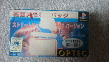 Optec AI Commander Pro-Street Fighter Zero 2 Move Pack-Sony PlayStation 1