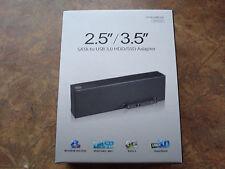 Mediasonic Probox 2.5  3.5 SATA To USB 3.0 HDD SSD Adapter HND3-SU3