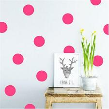 54 Polka Dot Spot Bubble Wall Stickers Kid Decal Nursery Bedroom Vinyl Decor FI