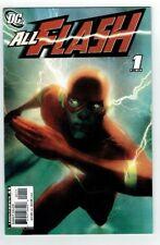 ALL FLASH #1  JUSTICE LIKE LIGHTNING! (DC Comics) 2007 F-VF+