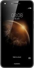 Huawei Y6 II Compact Dual-SIM Schwarz Android Smartphone