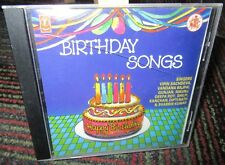 INDIAN BIRTHDAY SONGS BY T-SERIES MUSIC CD, 14 GREAT TRACKS, GUC